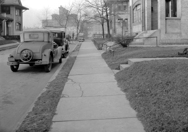 St. James Place January 19, 1934